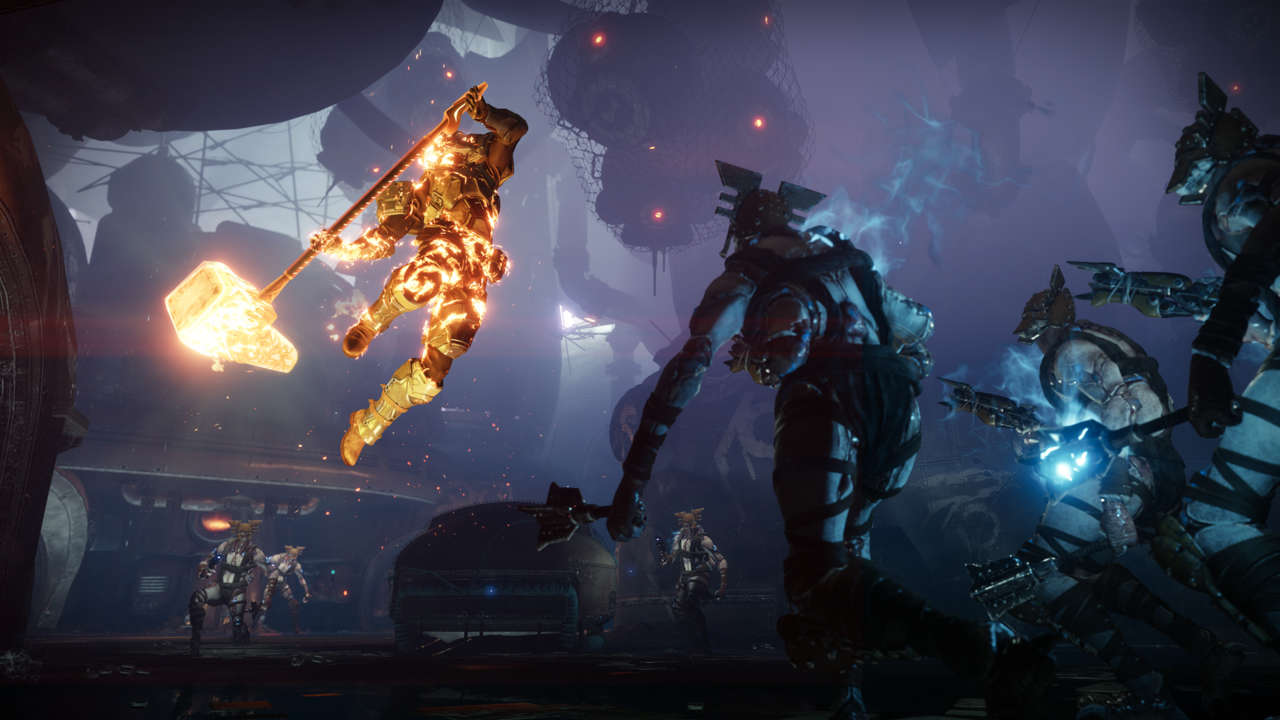 Bungie is nerfing the pants off Destiny 2's top Exotics, from