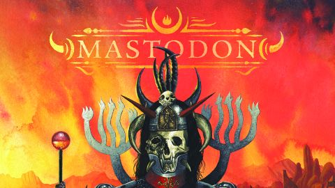 Cover art for Mastodon - Emperor Of Sand album
