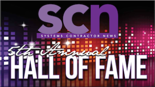 Systems Contractor News 5th Annual Hall of Fame