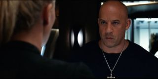 The Fate of the Furious Dom Vin Diesel