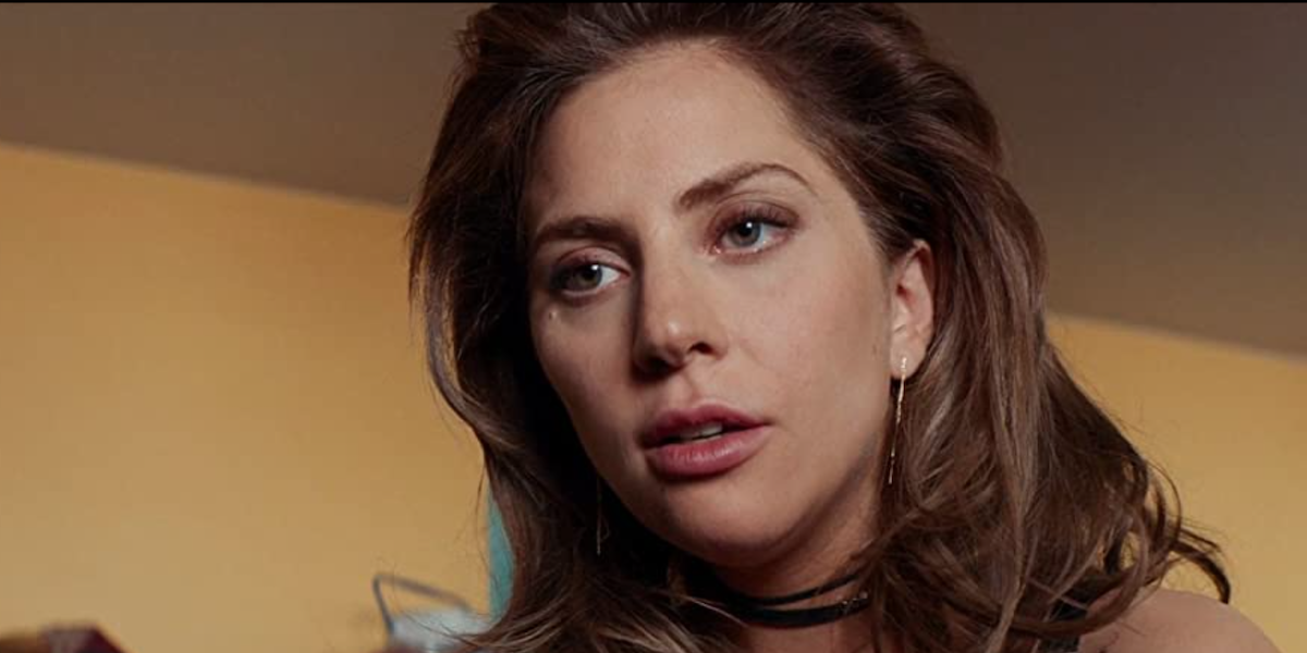 Gaga in Star Is Born