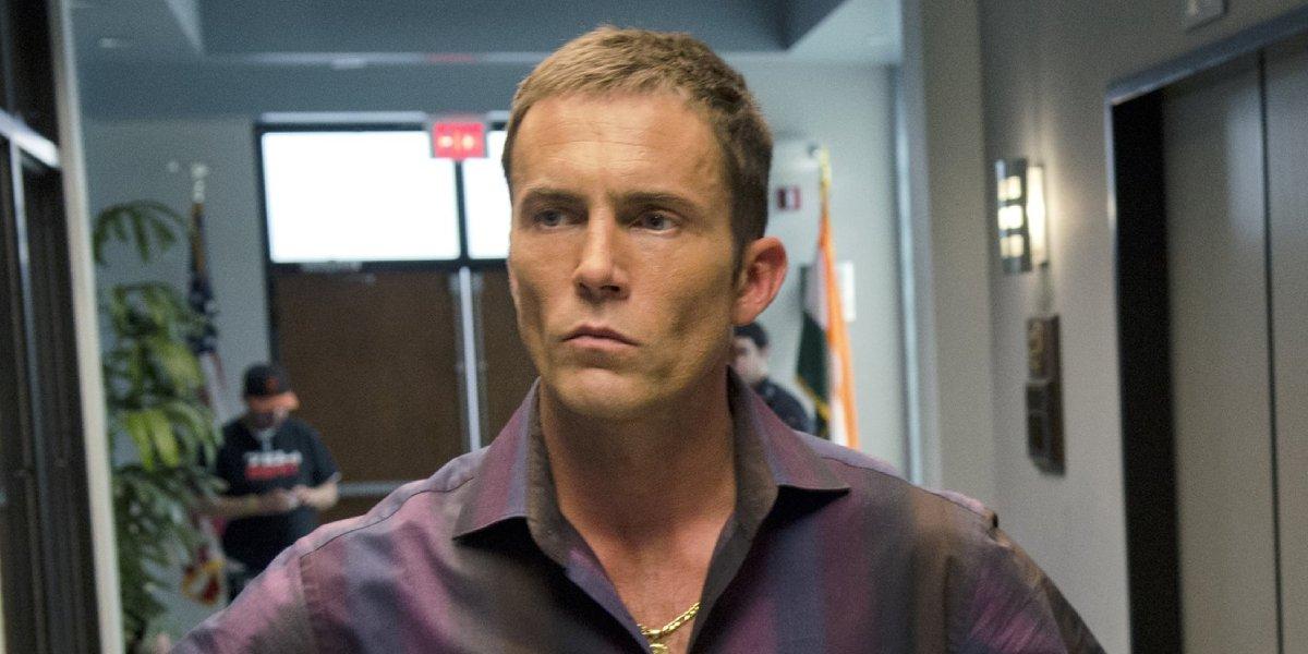 Desmond Harrington on Dexter