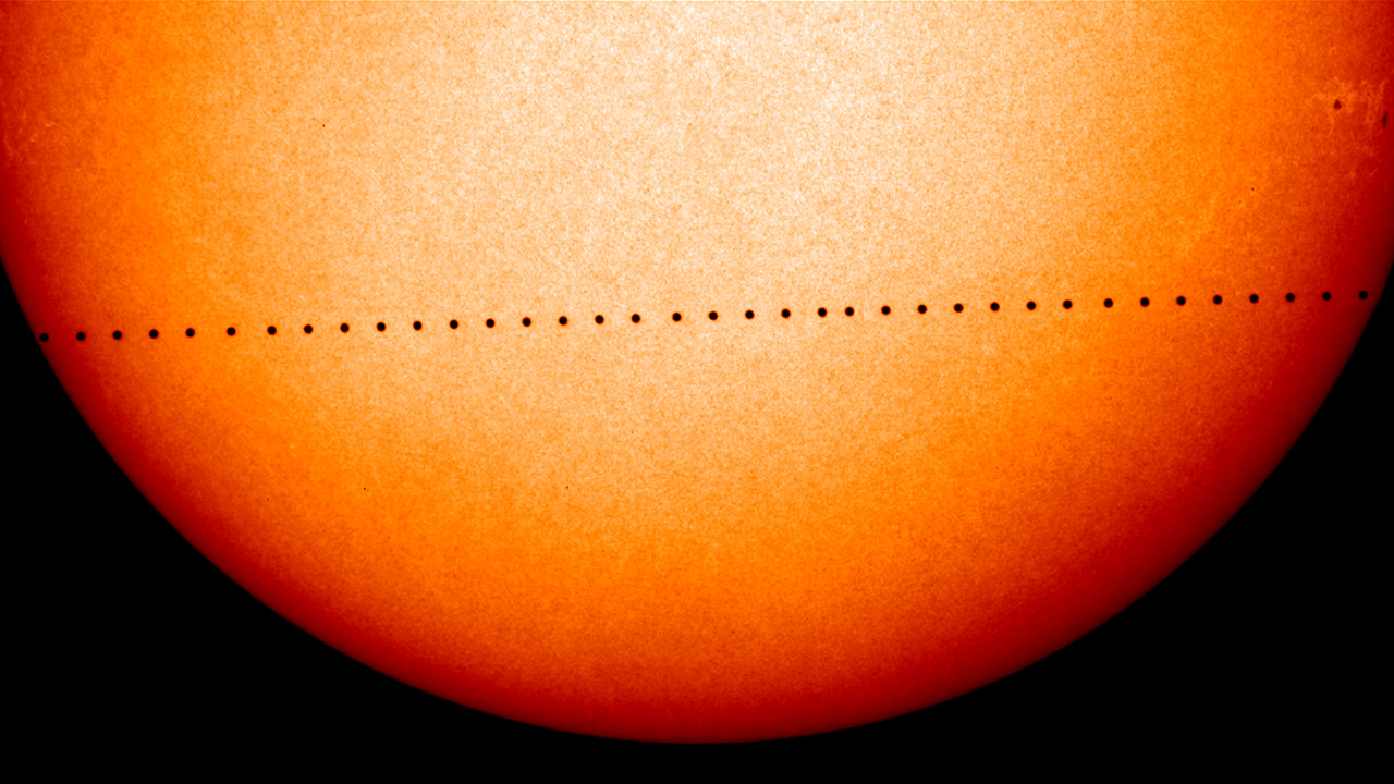 Mercury and Mars Star in Rare Celestial Sights This May | Space