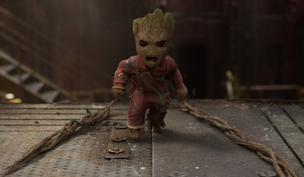 Guardians of the Galaxy Vol 2 Baby Groot Angry