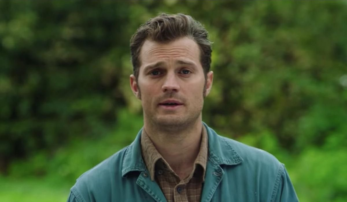 Jamie Dornan as Anthony Reilly, or honeybee in Wild Mountain Thyme