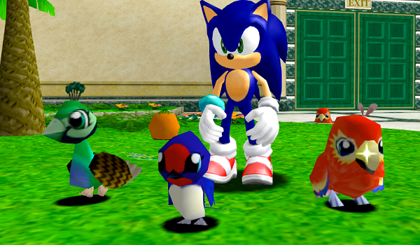 Animals Sonic The Hedgehog