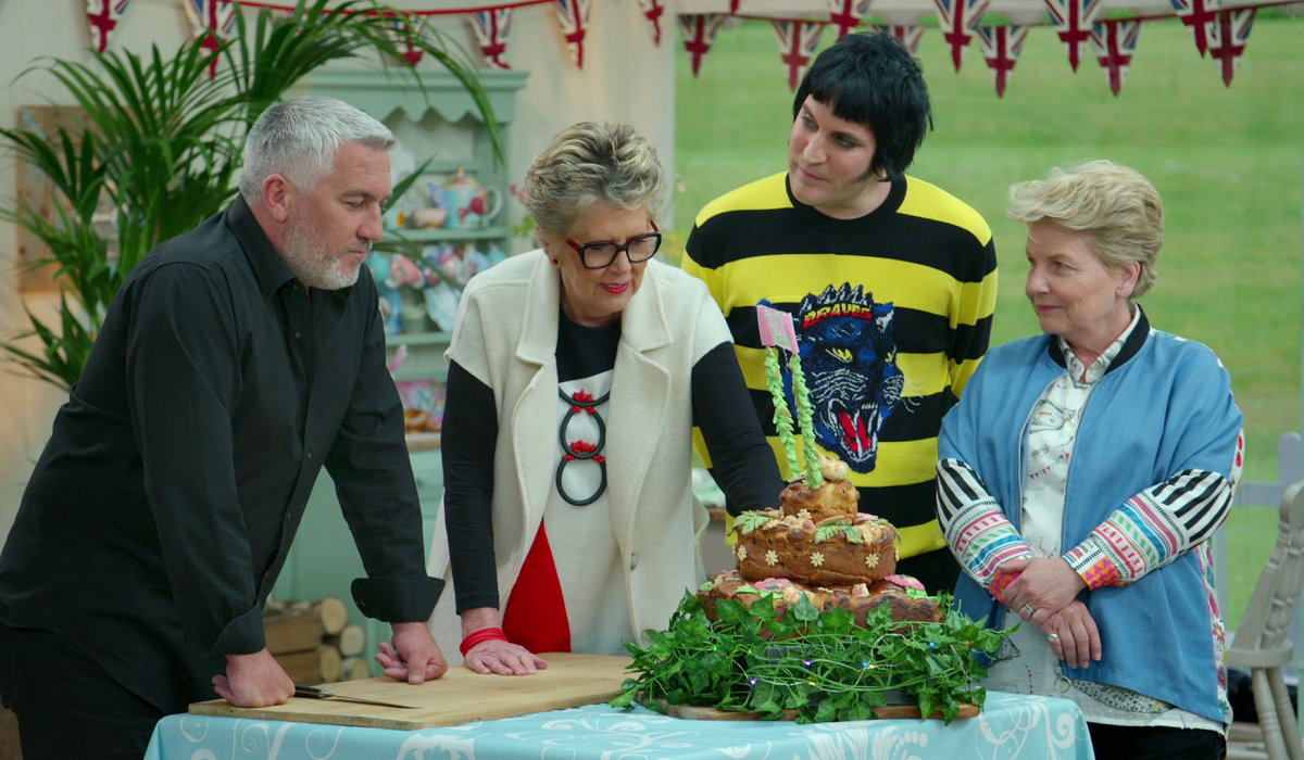 The Great British Baking Show Netflix
