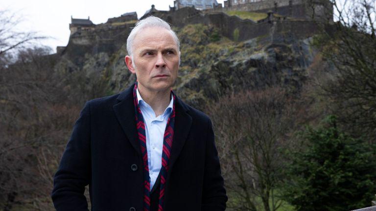 Guilt series 2 starring Mark Bonnar, airing on BBC