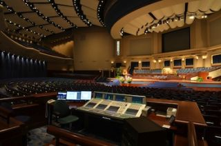Pensacola Christian College Upgrades with Harman Studer Consoles