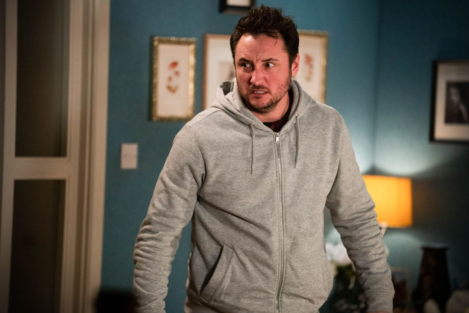 Martin Fowler is on the warpath in EastEnders