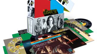 The Doors vinyl box set