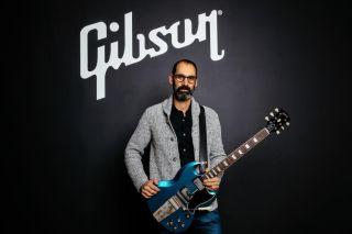 Cesar Gueikian has been named Brand President of Gibson Brands