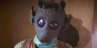 Paul Blake as Greedo in Star Wars: A New Hope