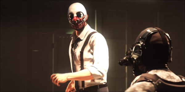 Payday 2 Reservoir Dogs
