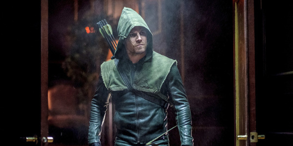 arrow the cw oliver queen