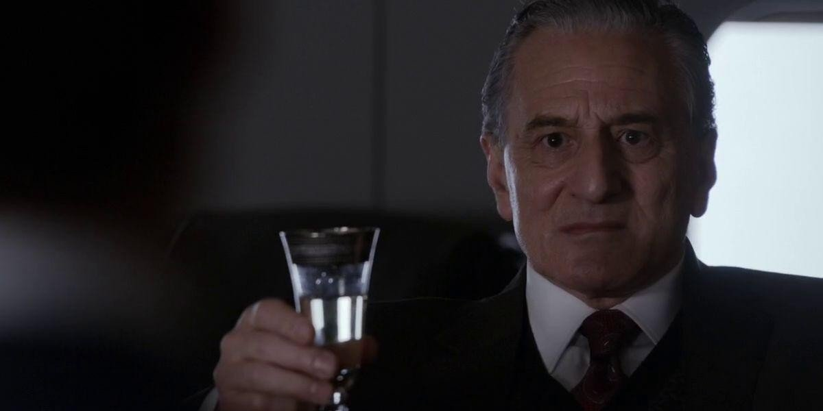 Henry Goodman as Dr. List on Agents of S.H.I.E.L.D. (2015)