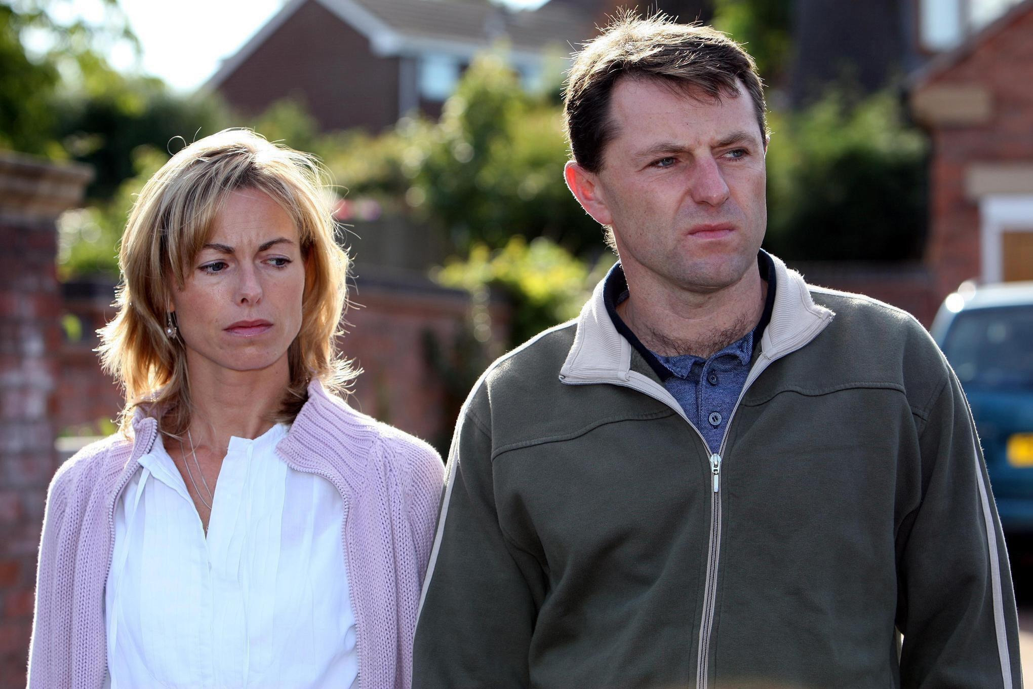 Kate McCann on police 'disservice' to Maddie VIDEO