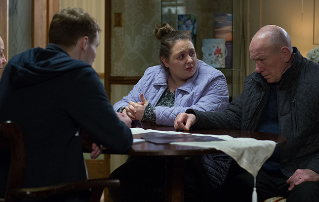 EastEnders Spoilers: A grieving Ted Murray appreciates Bernadette's support