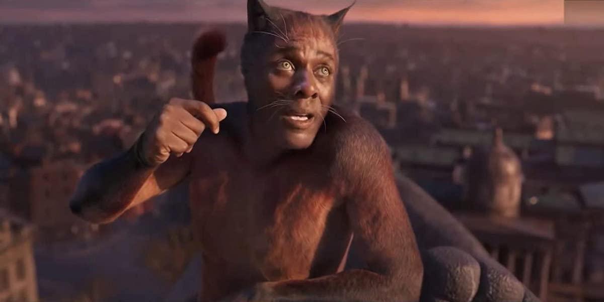 Idris Elba in Tom Hooper's Cats