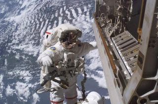 Mission Discovery: Spacewalkers Set to Rewire ISS Power Grid