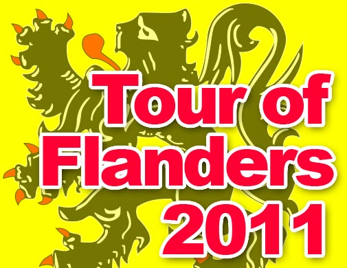 Tour of Flanders 2011 logo