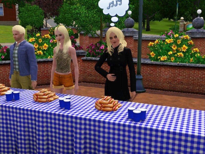 The Sims 3 Seasons Brings Weather And Festivals To The Sims World #25031