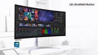 LG 40WP95C Ultrawide