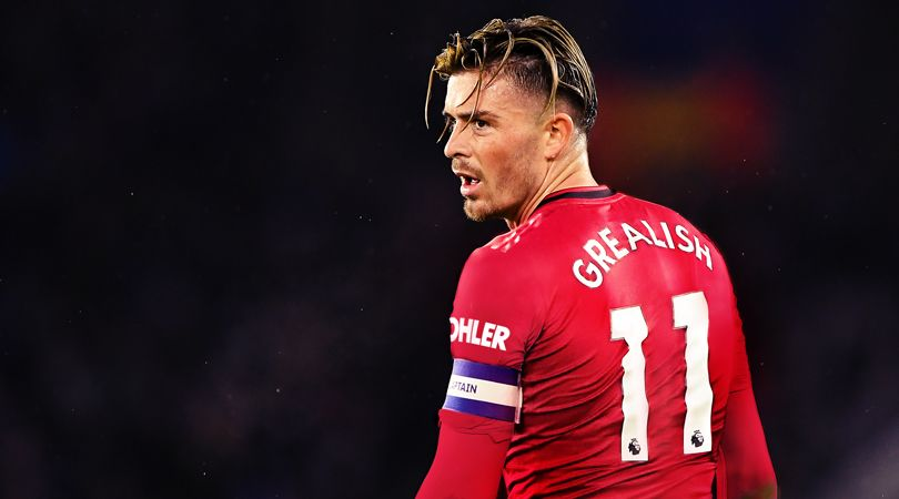 Jack Grealish To Manchester United Transfer News 5 Ways Grealish Fits Into Ole Gunnar Solksjaer S Team Fourfourtwo