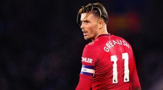 Jack Grealish Manchester United