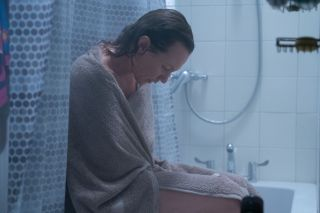 EastEnders Rainie Branning struggles to cope