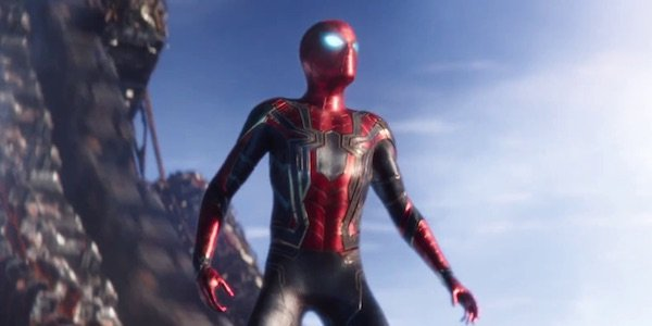Infinity War's Iron Spider Costume Could Have Looked Very Different -  CINEMABLEND