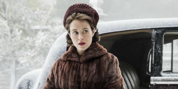 The Crown Claire Foy Elizabeth