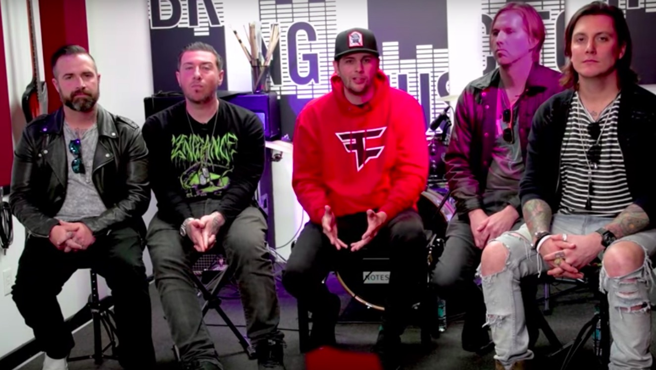 Avenged Sevenfold to Sell Guitars and Other Gear on Reverb