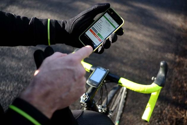 Should you use your phone instead of a cycling computer?