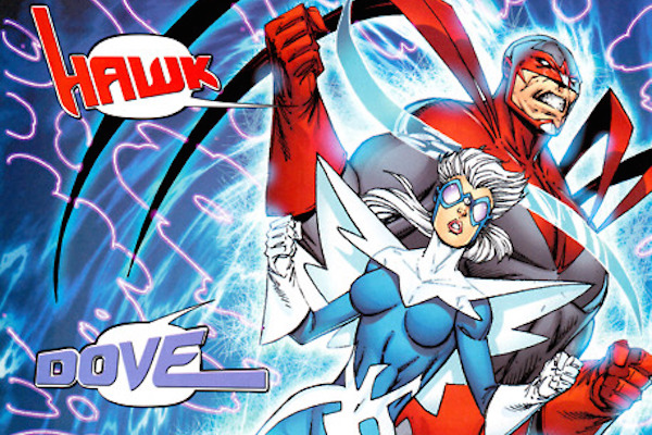 Hawk Dove Titans