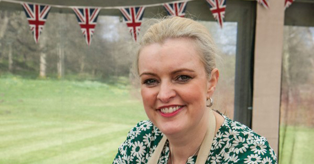 Bake Off Louise Williams
