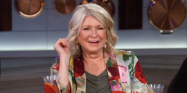 Martha Stewart Learns About Thirst Traps After Getting Fans Hot And Bothered