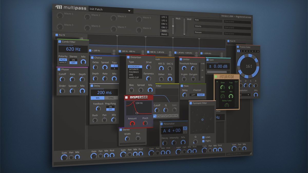 Best Vst Plugins 2020.8 Must Have Vst Au Multi Effect Plugins You Need In Your Daw