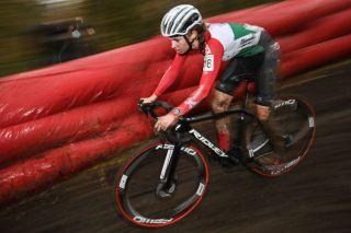 Blanka Kata Vas (Doltcini-Van Eyck Sport) in action