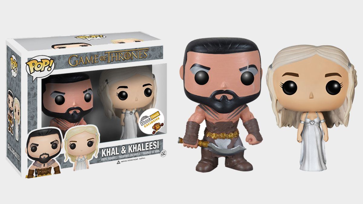 11 Of The Rarest Game Of Thrones Funko Pops On The Planet