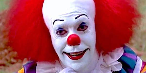 it clown pennywise 1990