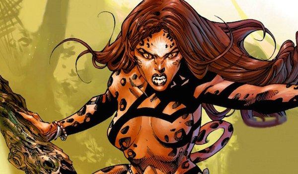 Cheetah DC Comics