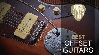 Best offset guitars 2021: enter the weird world of wonky guitars from Fender, Epiphone, G&L, Duesenberg and more