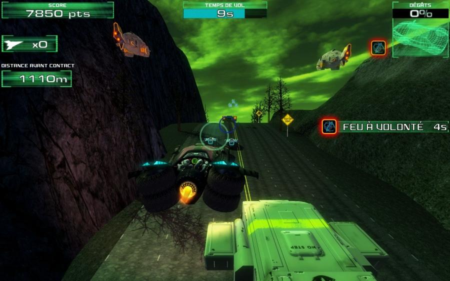 Fire And Forget Vehicle Looks Like Batman's Tumbler In New Screenshots #26479