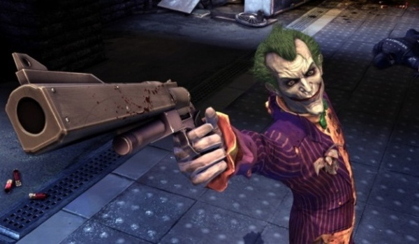 arkham knight joker