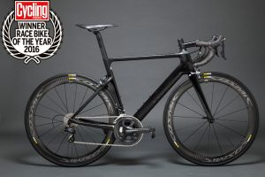 Canyon aeroad bike of the year winner
