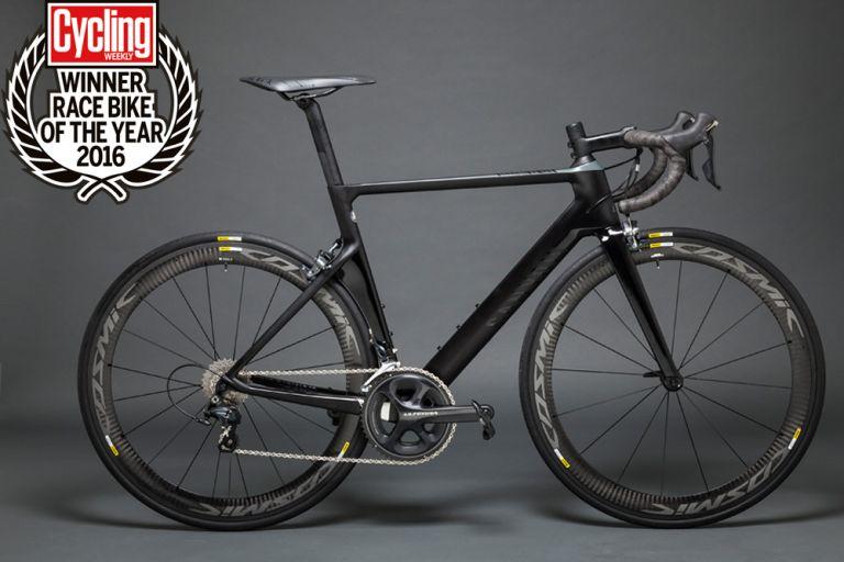 Canyon aeroad bike of the year winner