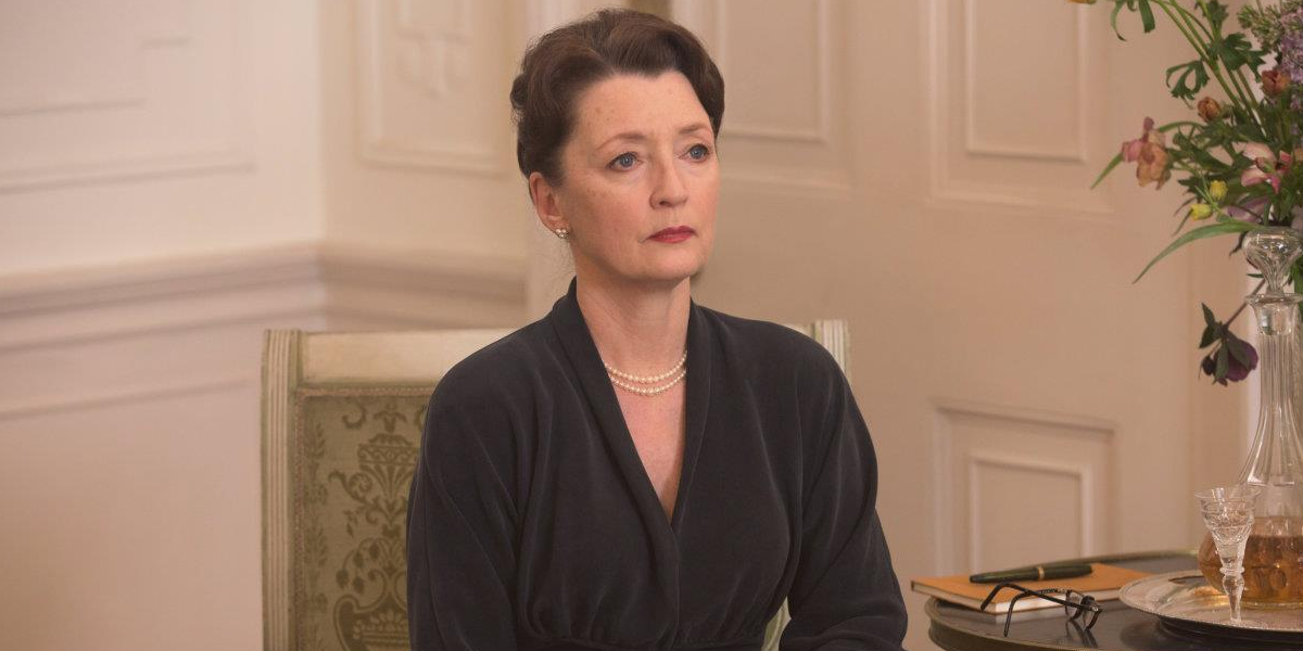 Phantom Thread Lesley Manville Cyril Woodcock Focus Features