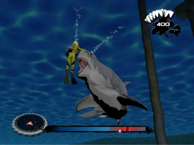 JAWS: Ultimate Predator Coming To Wii, 3DS In Late November #19582