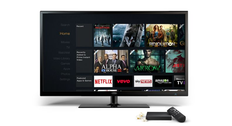 Amazon Fire TV vs Apple TV - which is better?   What Hi-Fi?